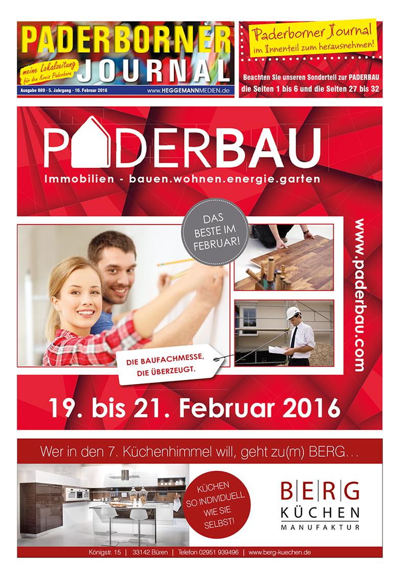 Paderborner Journal 89 vom 10.02.2016