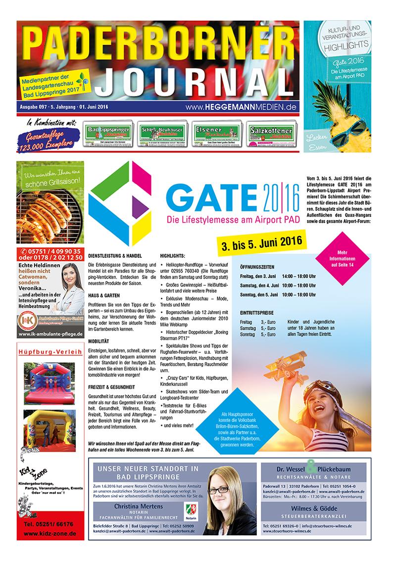 Paderborner Journal 97 vom 01.06.2016