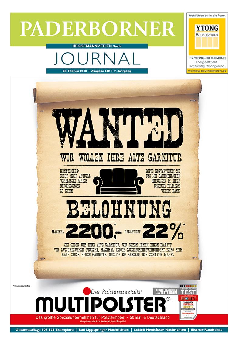 Paderborner Journal 142 vom 28.02.2016