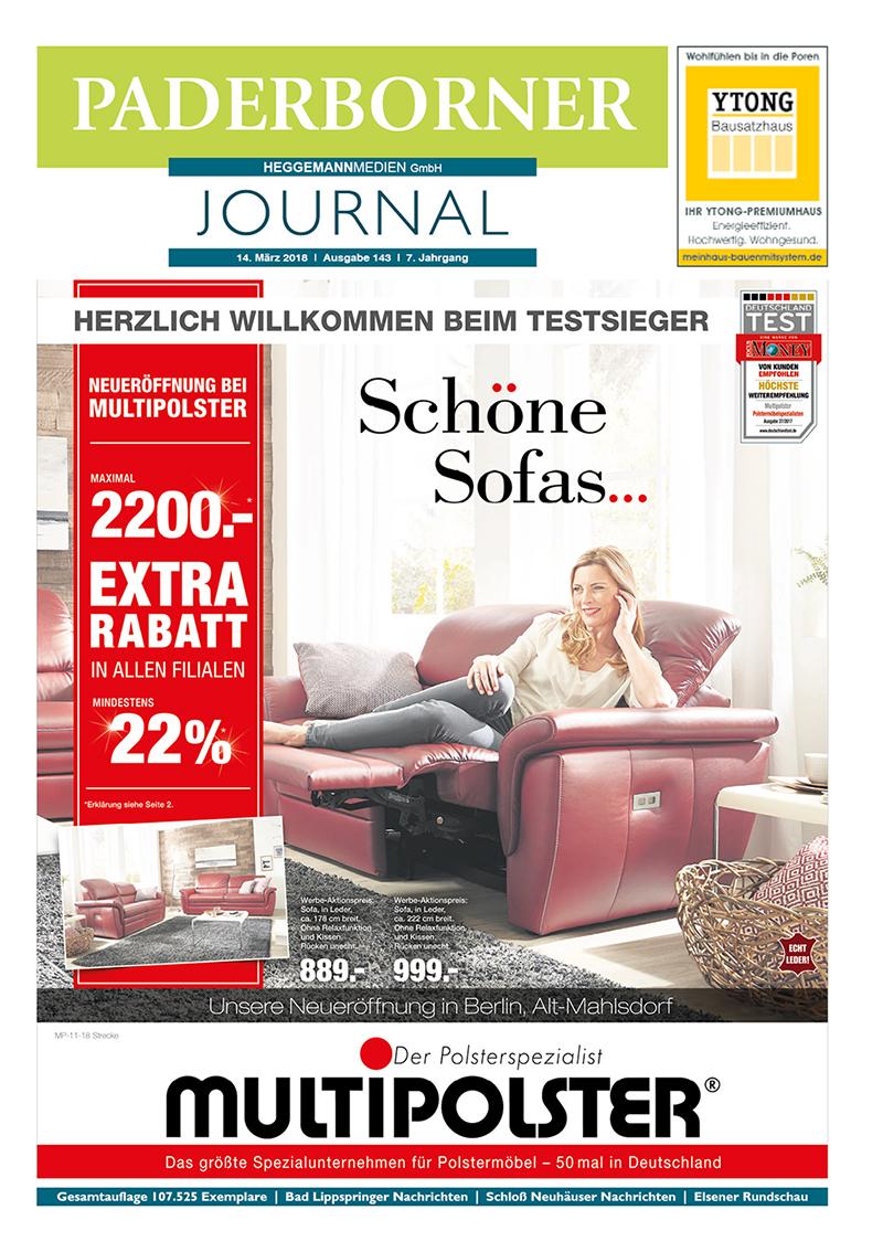 Paderborner Journal 143 vom 14.03.2018