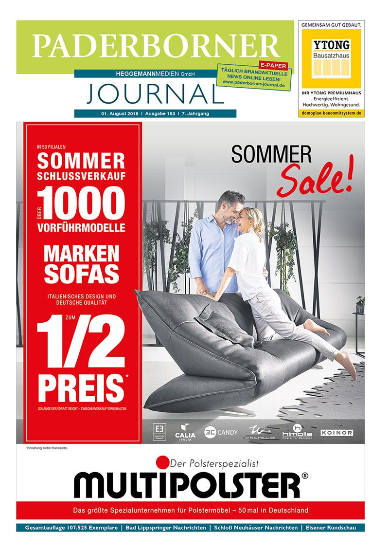 Paderborner Journal 153 vom 01.08.2018