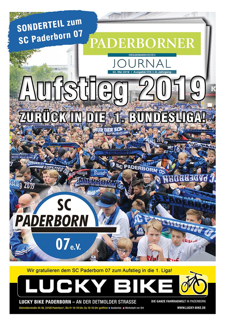 Paderborner Journal 173 vom 22.05.2019