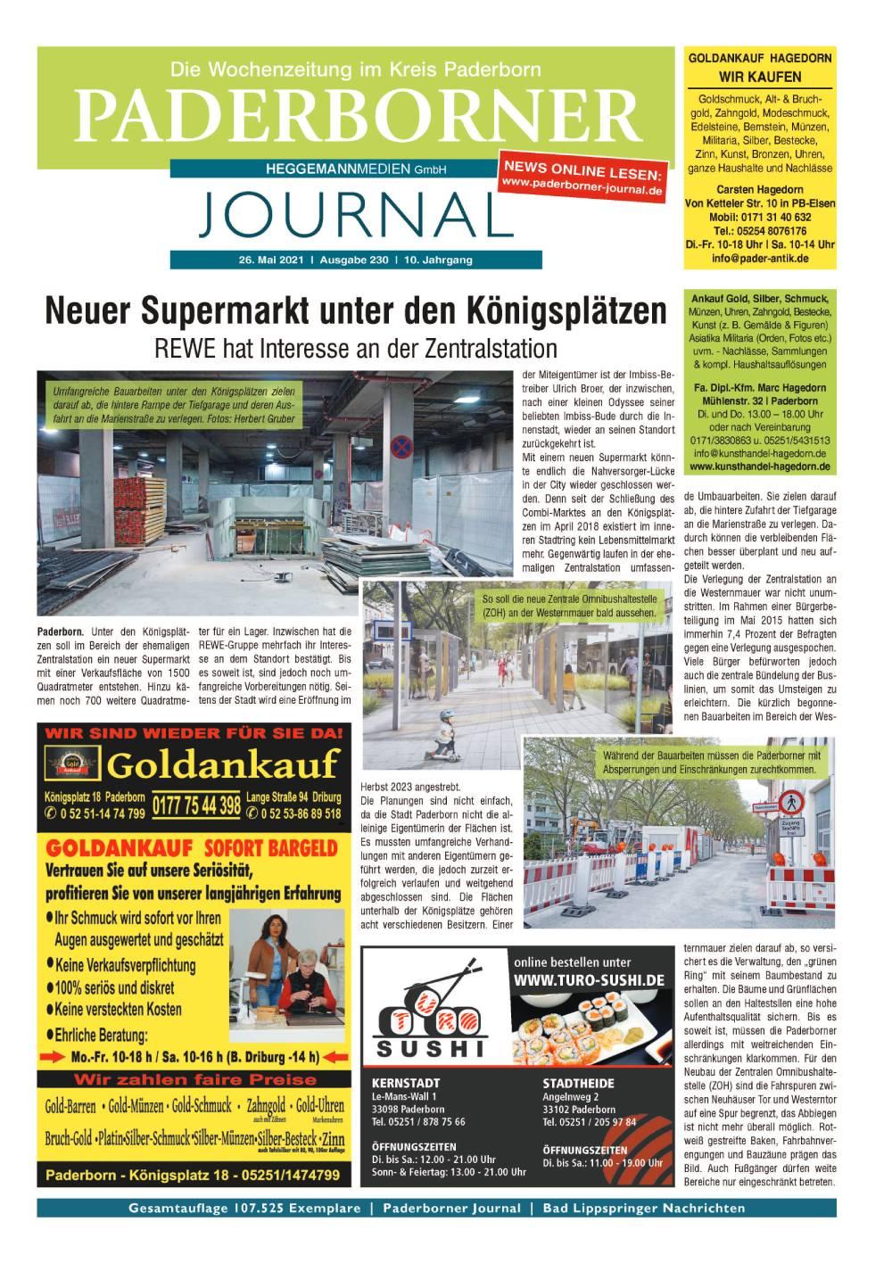 Paderborner Journal Ausgabe 230