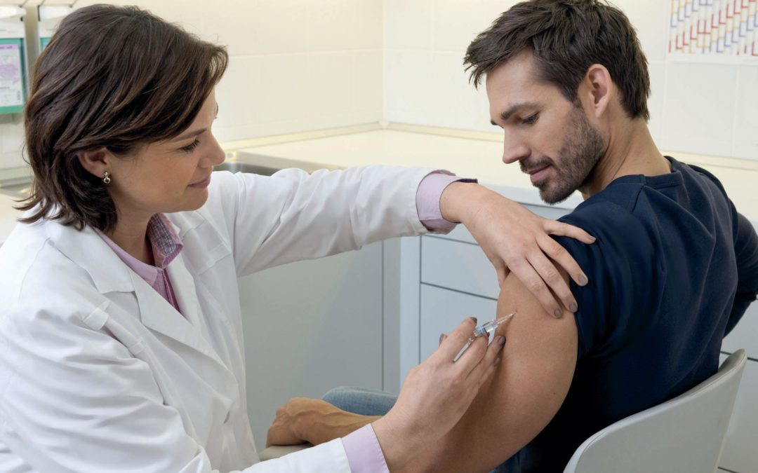 Andere Impfungen während der Pandemie auch sinnvoll