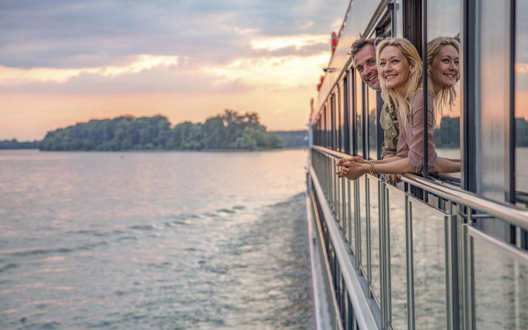 Flusskreuzfahrten: entspannte und sichere Sonnentage auf dem Wasser: Kleine Schiffe – Große Erlebnisse